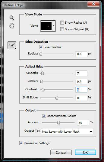 how to use selective color tool in photoshop