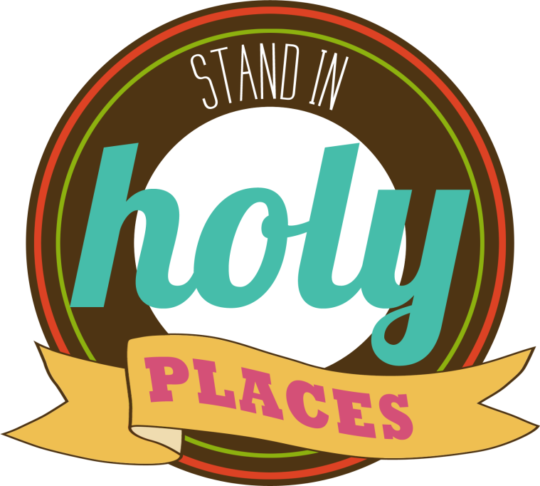 Stand in Holy Places seal