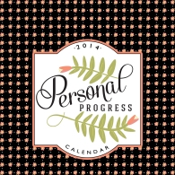 Personal Progress Coordinates [Bonus Calendar Covers]