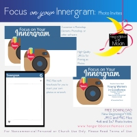 Focus on Your Innergram [Photo Invitations]
