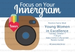 Focus on Your Innergram: Photo Invitations. Great for New Beginnings, Girls Camp, YWIE, Youth Conference. Fun photo booth handout, too!
