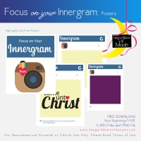 Focus on Your Innergram [Posters]