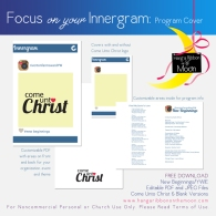 Focus on Your Innergram: Skit and Program Cover