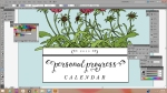 2015 Personal Progress Calendar Sneak Peek!