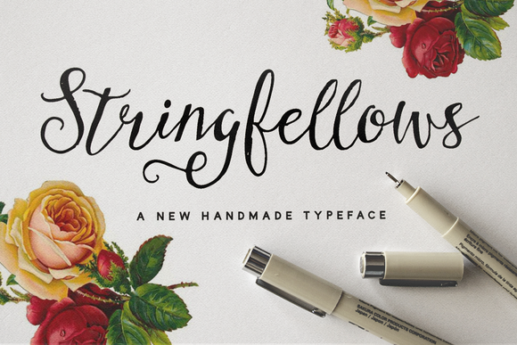 Stringfellows Font