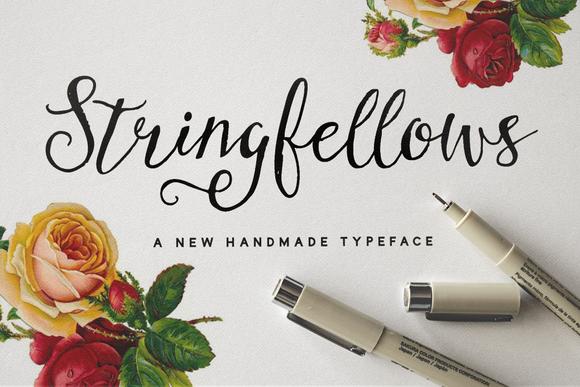 Stringfellows Font