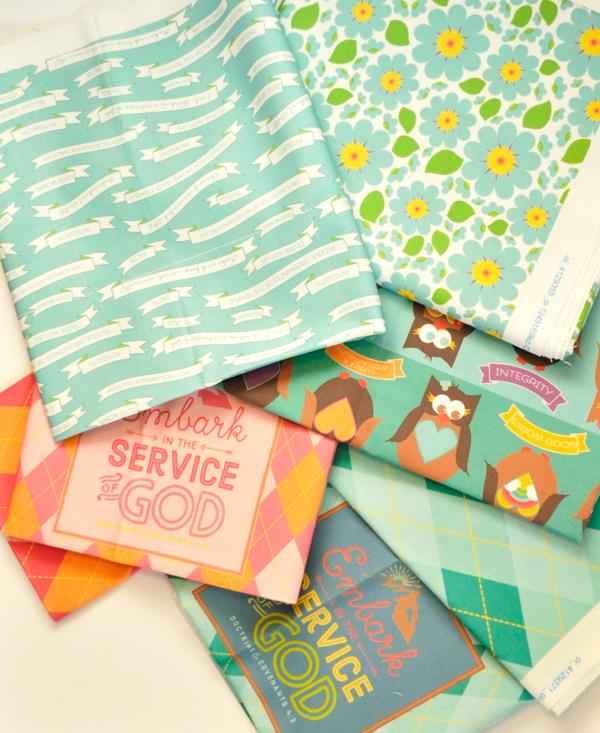 2015 Fabrics + BOGO Fat Quarters (Limited Time)