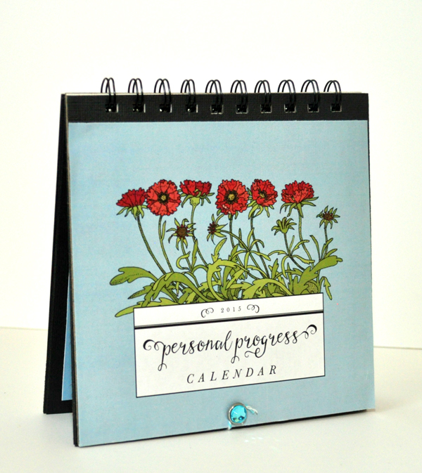 2015 Personal Progress Calendars! Editable months plus goal pages and bonus pages! Great Christmas gift/New Beginnings handout for YW!