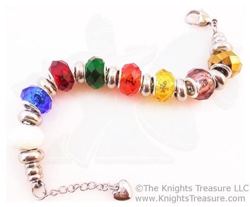 Timeline Treasures YW Pandora-style Value Bracelet
