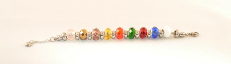 yw pandora style bracelet from Timeline Treasures