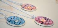 YW Values Now: 30x40mm Oval Pendants (2015 & 2016 Mutual Themes)