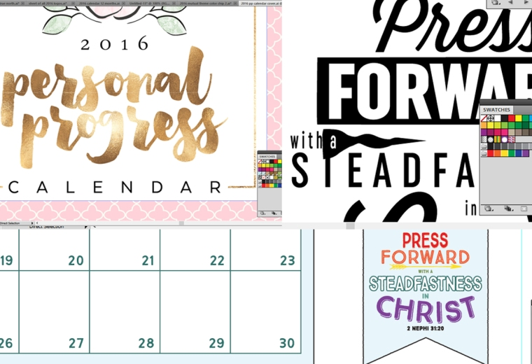 Three 2016 Mutual Theme Sneak Peeks!