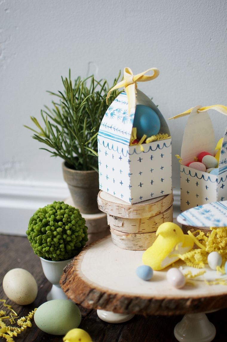 #HALLELUJAH Easter Candy Box by Melissa Esplin. FREE download!