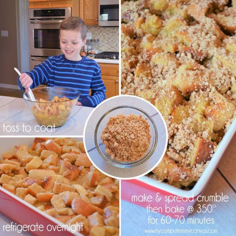 #hallelujah FREE download! French Toast Easter Bake Recipe and Activity from My Computer Is My Canvas. Inspiring activity for Easter!
