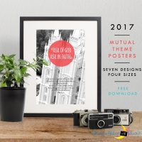 2017 Mutual Theme Photo Posters: Free Download! James 1:5-6