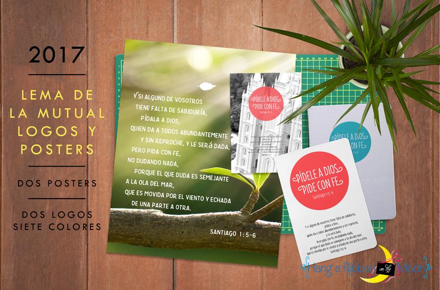 2017 Mutual Theme Posters & Logos: Espanol Pack