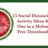 15 Social Distancing Young Women & Relief Society Activity Ideas, Big Etsy Sale + One in a Melon Free Download