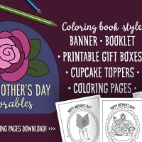 Mother's Day Printables Plus a Free Download